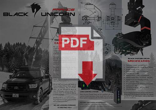 Download brochure Black Unicorn France